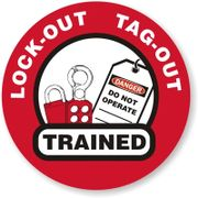 lock out tag out certified