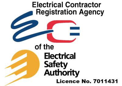 ECRA-ESA Dynamize Electric Inc. Licence